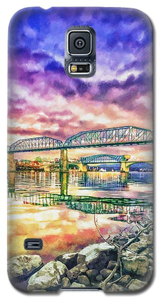 Chattanooga Reflection 1 Galaxy S5 Case