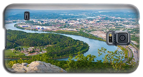 Chattanooga Spring Skyline Galaxy S5 Case