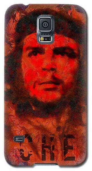 Che Galaxy S5 Case by Kai Saarto