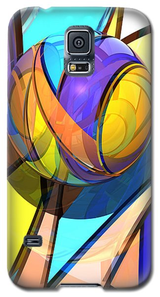 Check Barrels 35  Galaxy S5 Case
