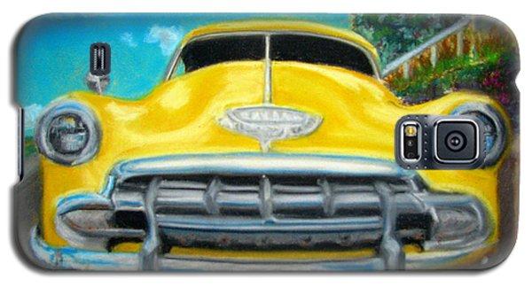 Cheerful Chevy Galaxy S5 Case
