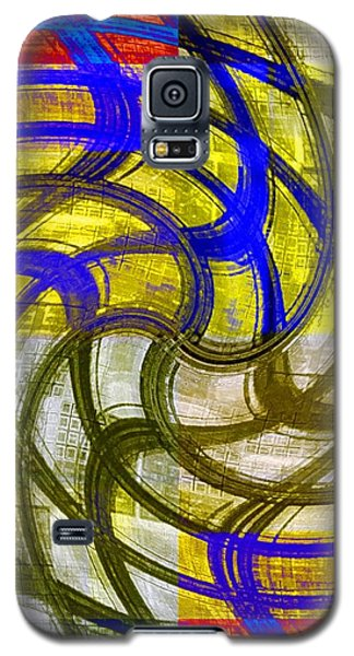 Cheerful Confusion Galaxy S5 Case by Darla Wood