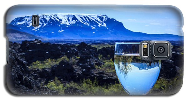 Cheers To Iceland Galaxy S5 Case