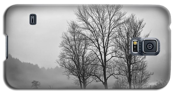 Cheese House Road Trees Galaxy S5 Case
