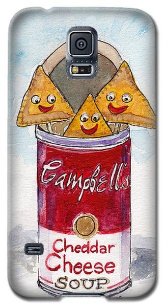 Cheesy Grin Galaxy S5 Case by Julie Maas
