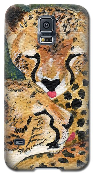 Cheetahs Galaxy S5 Case
