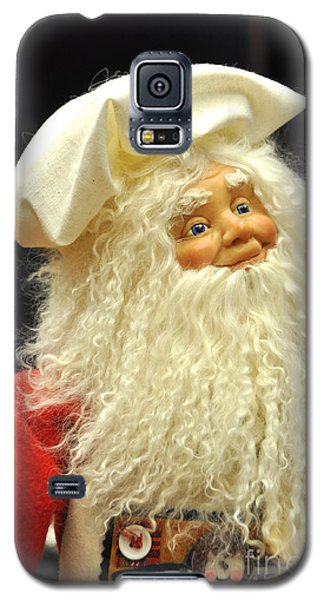 Chef Santa Galaxy S5 Case