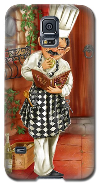 Chefs With Wine II Galaxy S5 Case