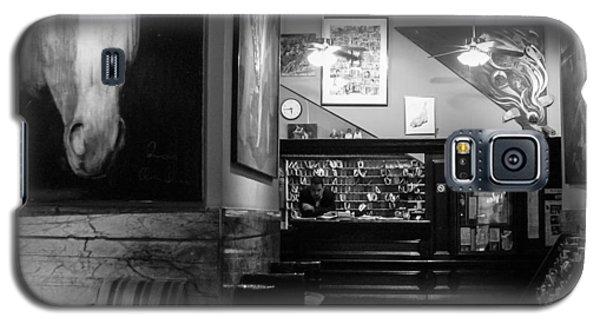 Chelsea Hotel Night Clerk Galaxy S5 Case
