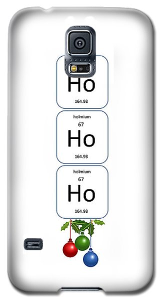 Chemistry - Ho Ho Ho Bell Pull Galaxy S5 Case