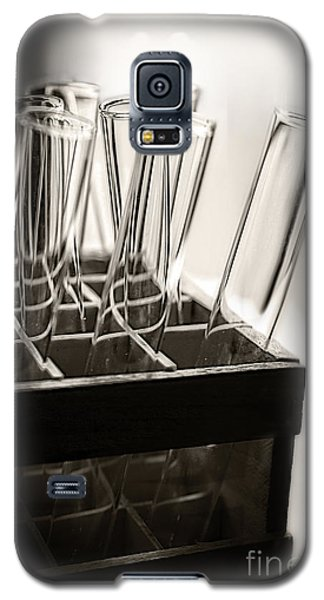 Chemistry Test Tubes Galaxy S5 Case