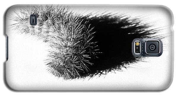 Galaxy S5 Case featuring the photograph Chenille by Lawrence Burry