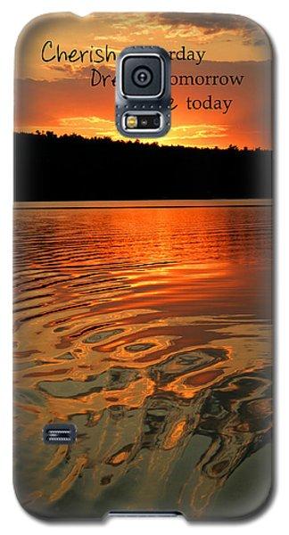 Cherish Dream Live Galaxy S5 Case