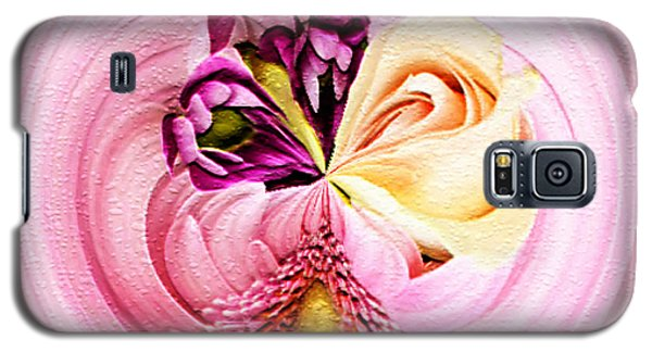Galaxy S5 Case featuring the photograph Cherished Bouquet by Paula Ayers
