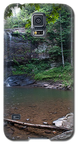 Cherokee Falls Galaxy S5 Case by Rebecca Hiatt
