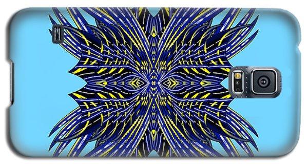 Cherokee Indian Head Dress Galaxy S5 Case