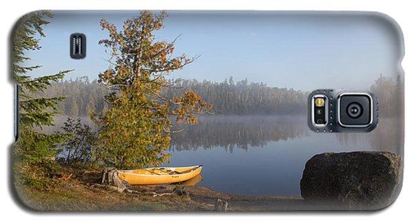 Cherokee Lake Sunrise Galaxy S5 Case