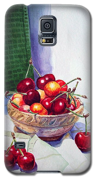 Cherries Galaxy S5 Case