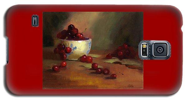 Cherries Galaxy S5 Case by Susan Thomas
