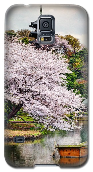 Cherry Blossom 2014 Galaxy S5 Case