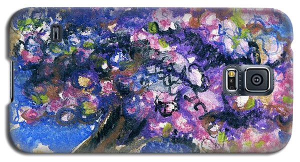 Cherry Blossom Spring. Galaxy S5 Case