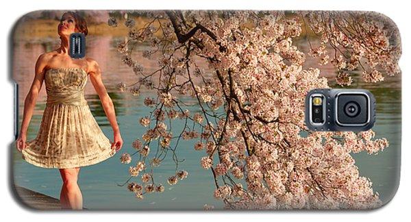Cherry Blossoms 2013 - 082 Galaxy S5 Case