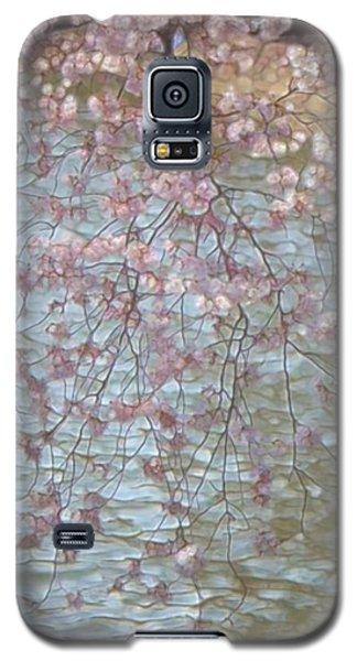 Cherry Blossoms P2 Galaxy S5 Case
