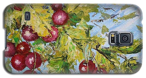 Cherry Breeze Galaxy S5 Case