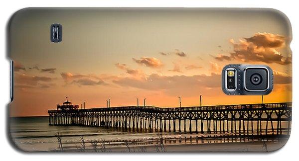 Cherry Grove Pier Myrtle Beach Sc Galaxy S5 Case