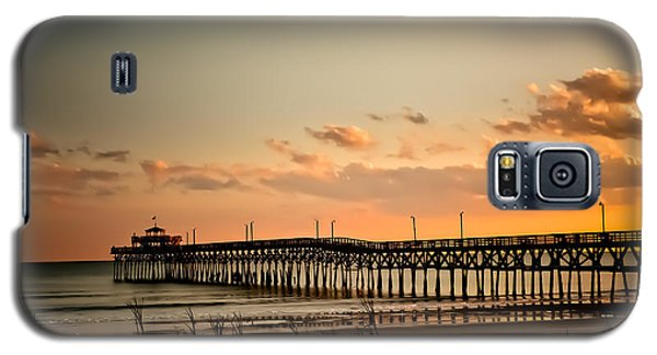Cherry Grove Pier Myrtle Beach Sc Galaxy S5 Case