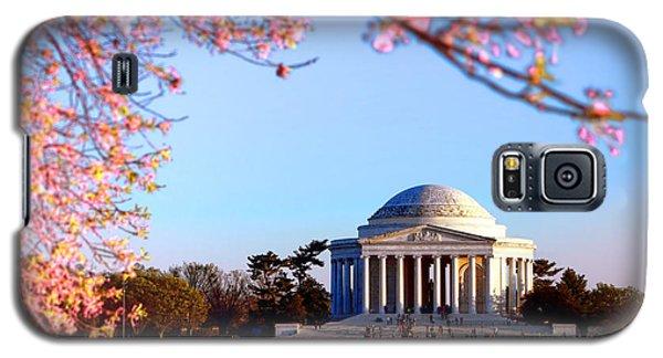 Cherry Jefferson Galaxy S5 Case