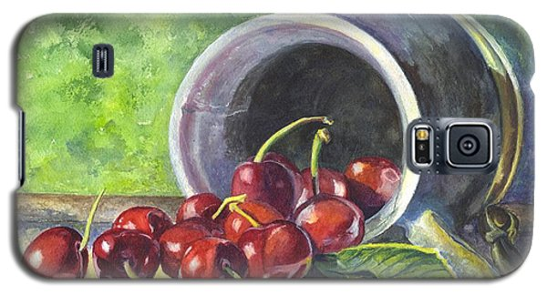 Cherry Pickins Galaxy S5 Case
