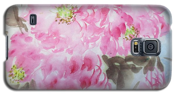 Cherry010313-10 Galaxy S5 Case by Dongling Sun