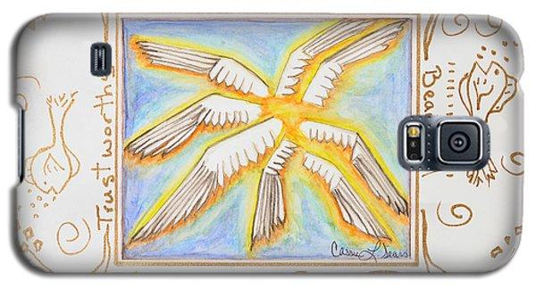 Cherubim Galaxy S5 Case
