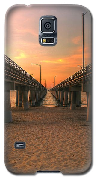 Chesapeake Bay Bridge IIi  Galaxy S5 Case