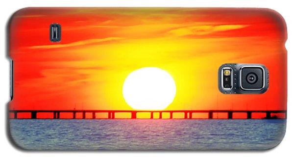 Chesapeake Bay Bridge Galaxy S5 Case