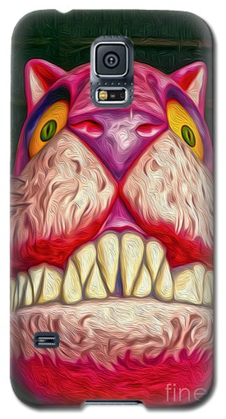 Cheshire Cat Galaxy S5 Case