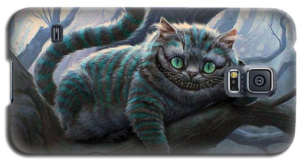 Cheshire Cat Galaxy S5 Case