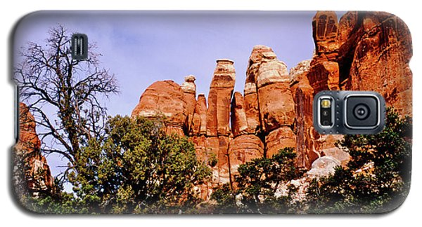 Chesler Park Pinnacles Galaxy S5 Case