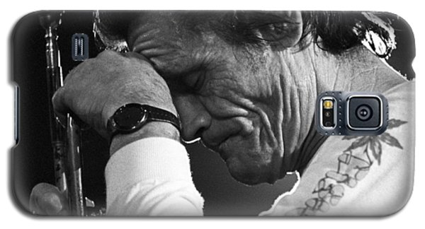 Chet Baker 1 Galaxy S5 Case