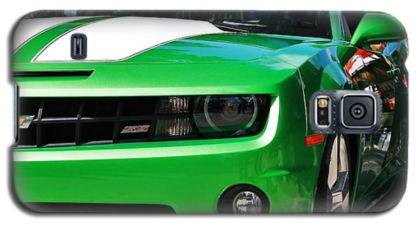 Galaxy S5 Case featuring the photograph Chev Camero by Al Fritz