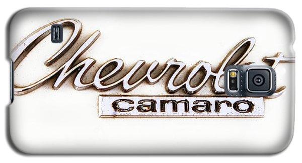 Chevrolet Camaro Emblem Galaxy S5 Case by Jerry Fornarotto