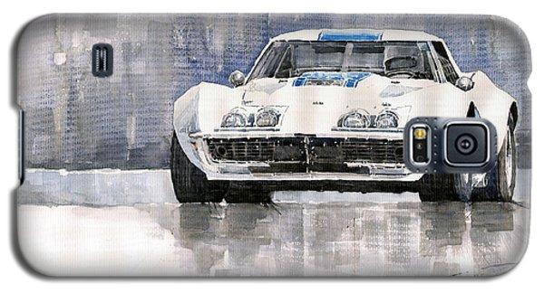 Car Galaxy S5 Case - Chevrolet Corvette C3 by Yuriy Shevchuk