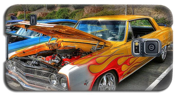 Galaxy S5 Case featuring the photograph Chevrolet Malibu Ss by Kevin Ashley