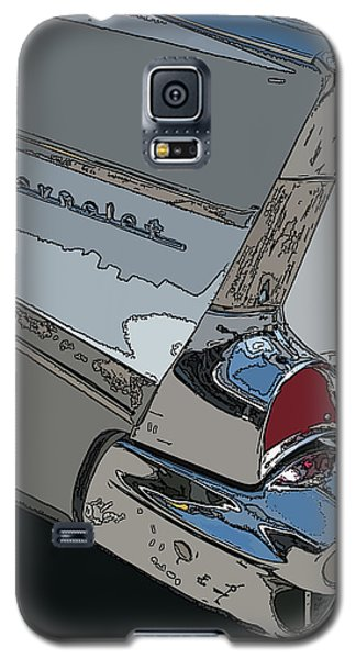Chevrolet Tail Fin Galaxy S5 Case