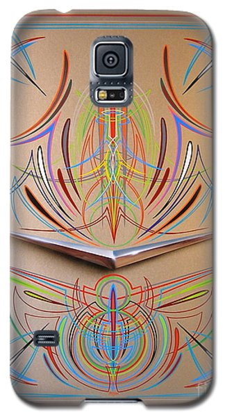 Chevron Galaxy S5 Case
