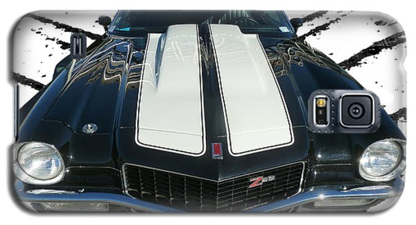 Chevy Camaro Z28 Galaxy S5 Case by Steve Taylor