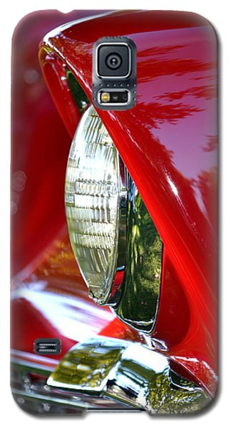 Chevy Headlight Galaxy S5 Case by Dean Ferreira