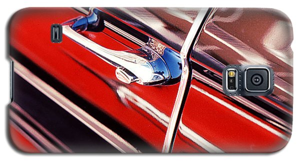 Galaxy S5 Case featuring the photograph Chevy Or Caddie? by Ira Shander
