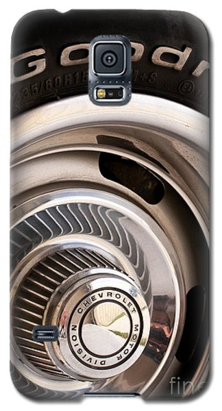 Chevy Wheel Galaxy S5 Case